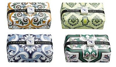 Luxury Castelbel   Portus Cale Tile Collection Scented Soap   Special Edition