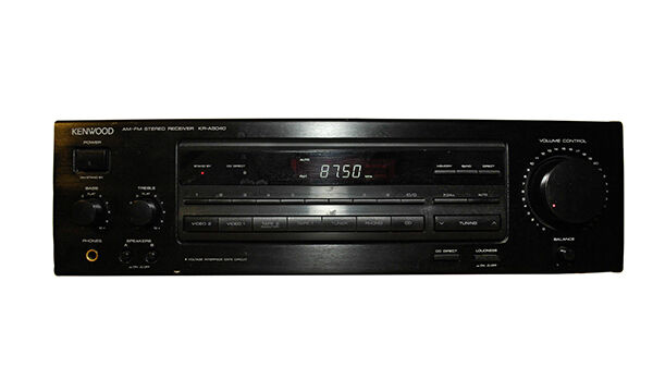 Kenwood KR-A5040 AM and FM Stereo Receiver