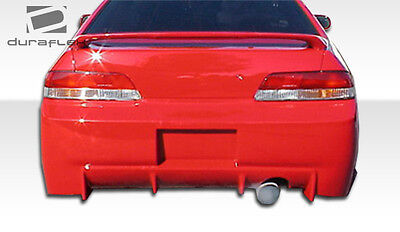- 97-01 Honda Prelude Duraflex Buddy Rear Bumper 1pc Body Kit 101834