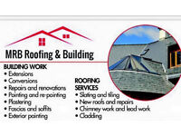 flat roofs , exterior painting. slaters , roofers.