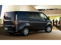 66 plate Transit Custom Euro6 L1 and L2 Limited Double Cabs - all IN STOCK now!