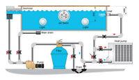 Réparation Thermopompe de piscines - Pool Heat Pump Repair