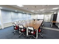 * (Aberdeen-AB12) Modern & Flexible Serviced Office Space For Rent-Let!‎