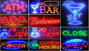 SPA LED sign only $30
