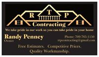 Quality workmanship - competitive prices