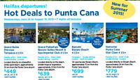 Some Great Deals!! Punta Cana all Summer long!