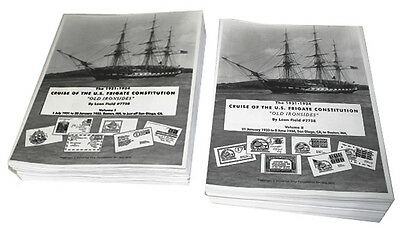 The 1931-1934 Cruise of The Frigate Constitution By Leon Field