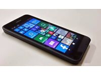 Nokia Lumia 635 (Rm 974) Smartphone Black Vodaphone x 4