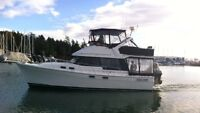 Lots of options and includes moorage until April 2016