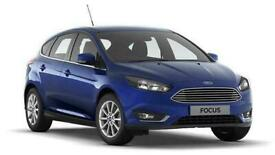 image for 2018 Ford Focus 1.0 EcoBoost 125 Titanium with Cruise Control and Auto Hatchback