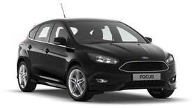 2015 Ford Focus 1.0 EcoBoost 125 Zetec S 5dr Manual Petrol Hatchback