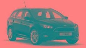 2015 Ford Focus 1.5 TDCi 120 Titanium X 5dr Manual Diesel Estate