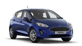 2018 Ford Fiesta 1.1 Zetec 5dr Manual Petrol Hatchback