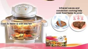 Four FLAVOR WAVE oven