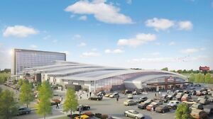 Retail Space in Upcoming New Horizon mall