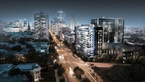 ❤41/2 CONDO APPARTEMENT BRAND NEW DOWTOWN CENTRE VILLE A LOUER
