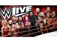 WWE RAW 14/05/2018 - BLOCK 110 ROW B
