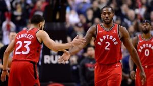 Toronto Raptors COURTSIDE PLAYOFF Tickets - All Rounds