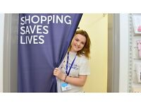 Afternoon Shop Volunteer- South Harrow