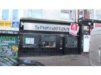 Vacant ground floor lock up premises is situated in the area of Selly Oak on Bristol Road.