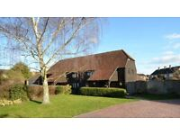 Double bedroom in Beautiful Grade 2 listed Barn