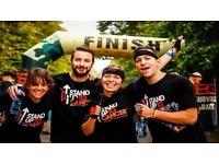 Event Volunteer ��� Bear Grylls Survival Race Edinburgh - 3rd September