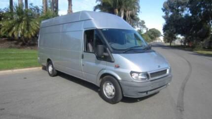 Ford Transit 125t350 transit Van (16873) Regency Park Port Adelaide Area Preview