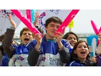 Cheering Team Volunteer - Great South Run - Sunday 23rd October