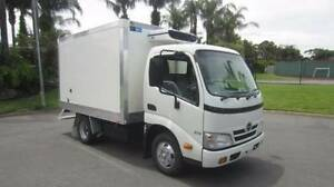 Hino 614 - 300 Series Refrigerated Regency Park Port Adelaide Area Preview
