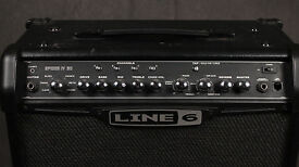 Line 6 Spider IV 30 30W 1x12 Guitar Combo Amp Black
