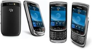 Blackberry Torch 9800 - Unlocked - for any carrier