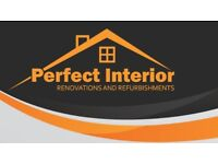 Perfect Interior Scotland - Kitchen/bathroom fitters, Joiners - FREE AND NOT OBLIGATED ESTIMATES