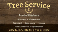 QUALITY TREE SERVICES AT AFFORDABLE RATES!