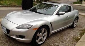 2005 Mazda RX-8 certified and e tested