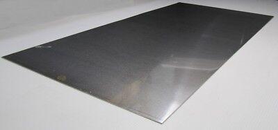2024 Aluminum Sheet T3 .063 116 Thick X 24 Width X 48 Length