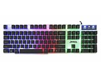 Jedel GK100 RGB 100% keyboard