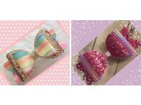 Handmade bows and accessories for all occasions