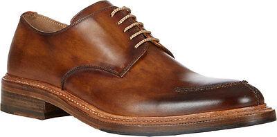Harris Partial Stitch Apron Toe Bluchers New Shoes Size 12
