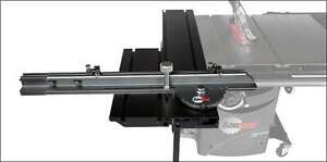 Brand new still-in-box sliding crosscut table for sawstop.