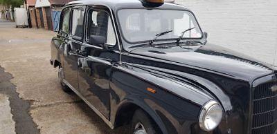 Classic London Black Taxi- black cab-Fairway-Driver still in great condition