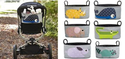Pram Organizer Pouch NEW (only raccoon left) Post AU wide Redcliffe Belmont Area Preview