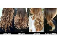 Balayage/free lights /colour correction /olaplex treatement and colour services