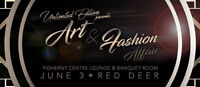 - Art & Fashion Affair -  Presented by Unlimited Edition