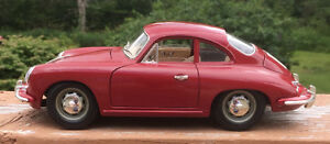 Made in Italy..Scale 1/18..1961 Porsche 356 B..Metal..