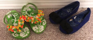 Toddler Sz 6 Sandals, Dress Shoe