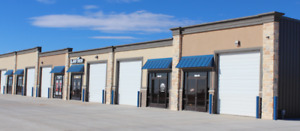 Looking to Rent or Buy small warehouse with office in Moncton