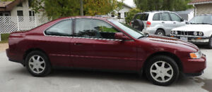 1994 Honda Accord Coupe (2 door)