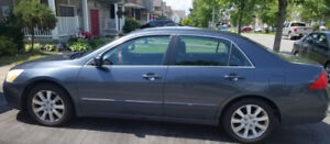 2006 HONDA ACCORD FULL OPTION