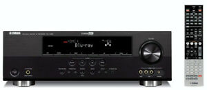 Yamaha RX-V465BL  HDMI Home Theater Receiver.