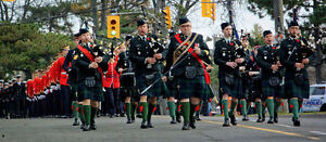 Bagpipers / Drummers Kingston Kingston Area image 1